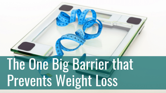 Weight Loss Barriers