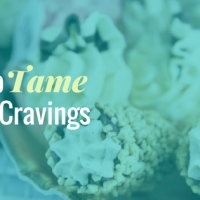 How to Tame Sugar Cravings