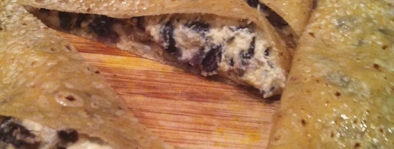 Black Bean + Chipotle Cheese Quesadillas