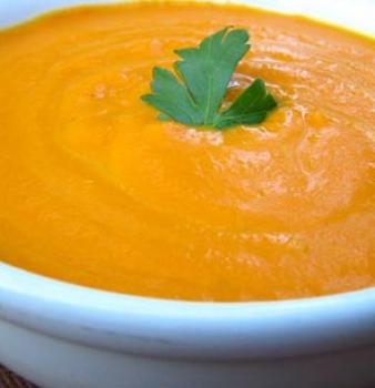 Coconut Yam Soup
