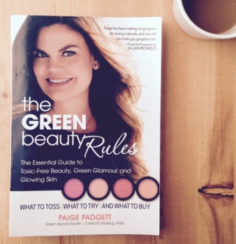 Karma Chow September Giveaway: The Green Beauty Rules Book & Coaching Session