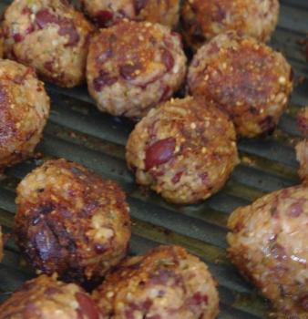 Spaghetti & Meatballs w/Zesty Marinara