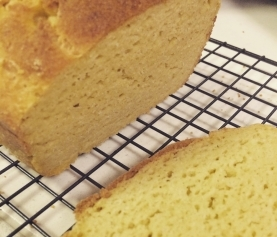 Millet Sandwich Bread – Gluten Free (Not Vegan)
