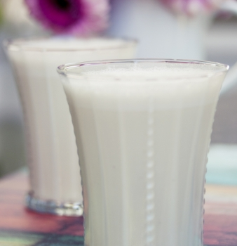 Creamy, Raw Nut Milk